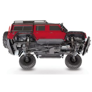 TRA Trx4 Crawler w/XL5 HV Red