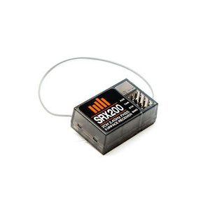 SPM SRX200 2Ch 2.4GHz FHSS Receiver
