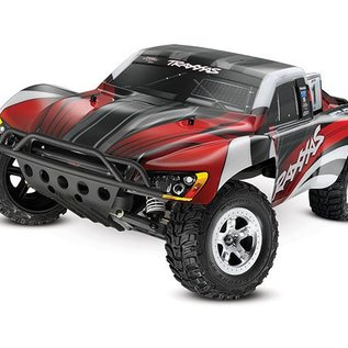 Slash: 1/10-Scale 2WD NO BATTERY/CHARGER RED