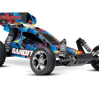 Bandit: 1/10 Scale Off-Road Buggy with TQ 2.4GHz radio system - No Battery