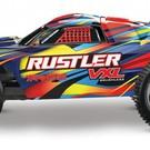 Rustler VXL Brushless 1/10 RTR Stadium Truck
