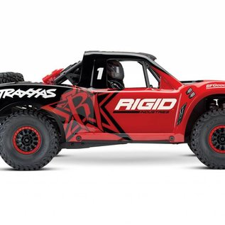 "Unlimited Desert Racer: 4WD Electric Race Truck ""RIGID"""