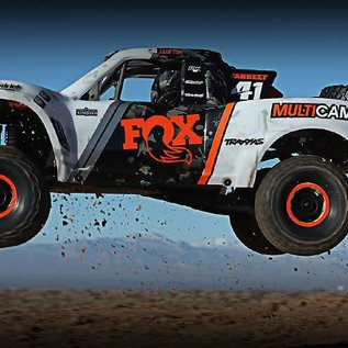 "Unlimited Desert Racer: 4WD Electric Race Truck ""FOX"""
