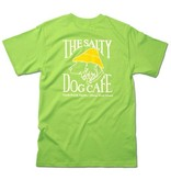 Apparel Hanes Beefy Short Sleeve in Lime