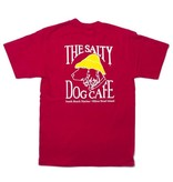 Apparel Hanes Beefy Short Sleeve in Deep Red