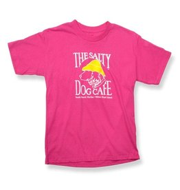 Apparel Youth Short Sleeve in Wow Pink