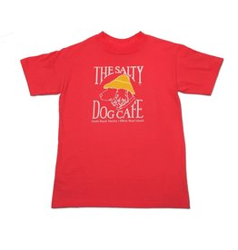 Apparel Hanes Beefy Youth Short Sleeve in Charisma Coral