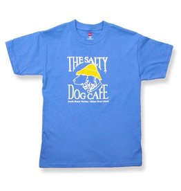 Apparel Youth Short Sleeve in Carolina Blue