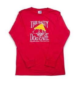 Youth Long Sleeve in Red