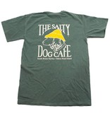 T-Shirt Comfort Colors Short Sleeve in Light Green