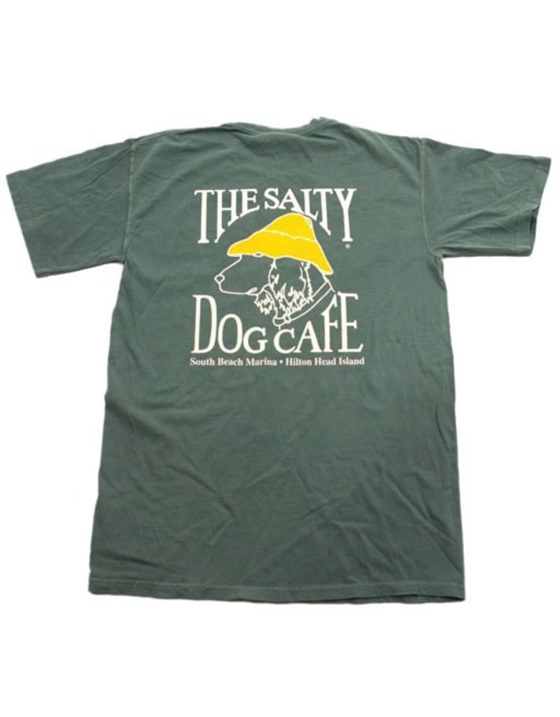 T-Shirt Comfort Colors® Short Sleeve Tee in Light Green