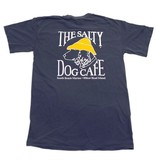 T-Shirt Comfort Colors Short Sleeve in Navy