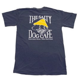 T-Shirt Comfort Colors® Short Sleeve Tee in Navy