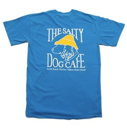 T-Shirt Comfort Colors® Short Sleeve Tee in Royal Caribe