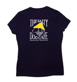 T-Shirt Women's Classic Fit in Navy