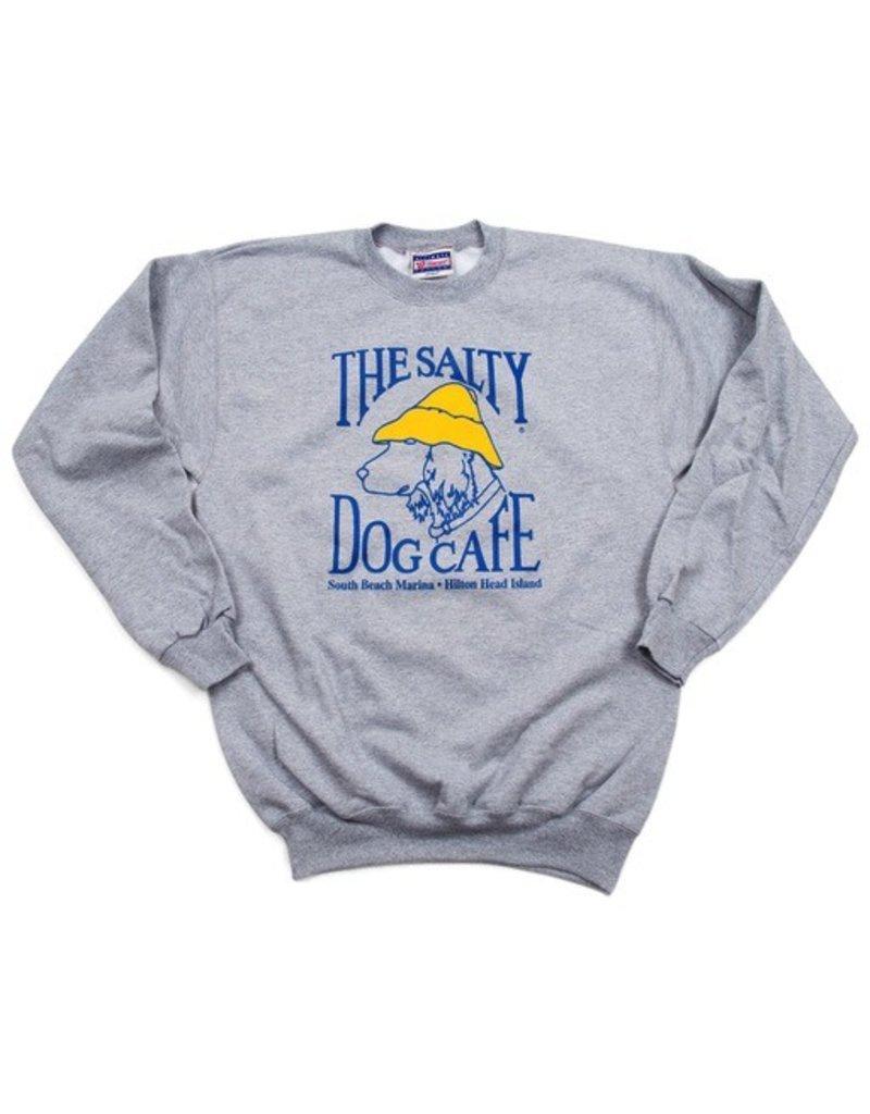 Sweatshirt Hanes® Sweatshirt in Light Steel