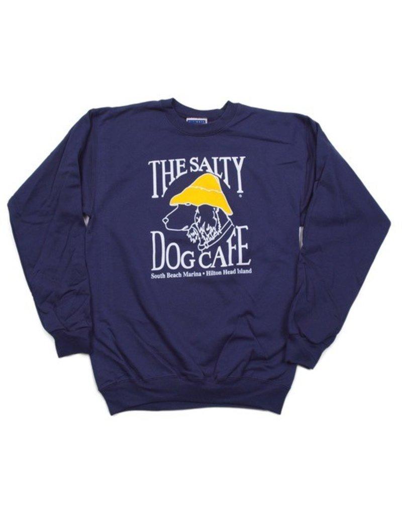 Sweatshirt Hanes® Sweatshirt in Navy