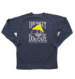 Sweatshirt Comfort Colors® Sweatshirt in Navy