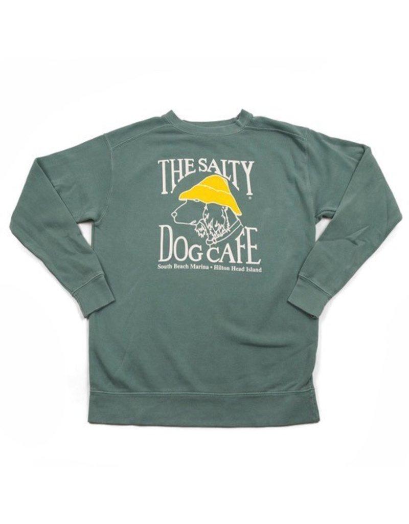 Comfort Colors Comfort Colors® Sweatshirt in Light Green