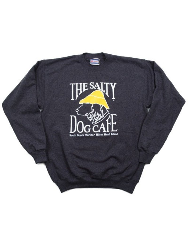 Sweatshirt Hanes® Sweatshirt in Charcoal Heather