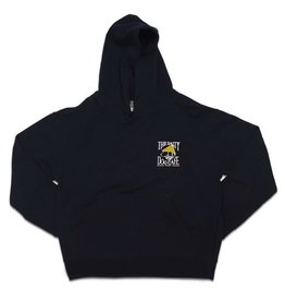 LAT Apparel Youth Hooded Pullover in Navy