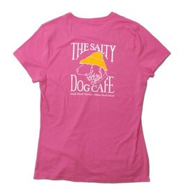 T-Shirt Women's Classic Fit in Pink