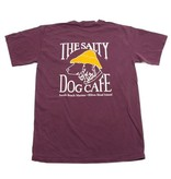 T-Shirt Comfort Colors Short Sleeve in Berry