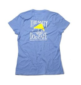 T-Shirt Women's Classic Fit in Carolina Blue