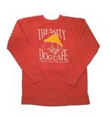 Sweatshirt Comfort Colors® Sweatshirt in Bright Salmon