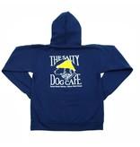 Hanes Hanes Hooded Sweatshirt in Navy