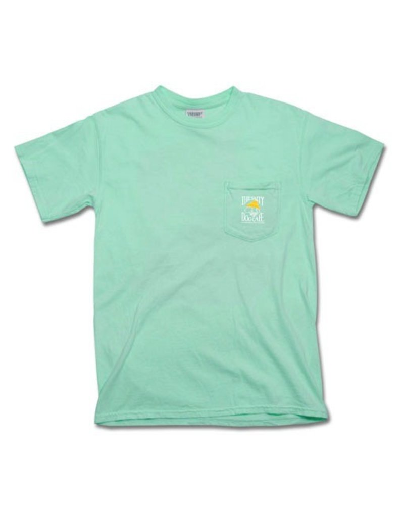 Apparel Comfort Colors® Short Sleeve Pocket Tee in Island Reef