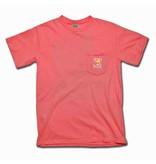 Comfort Colors Comfort Colors® Short Sleeve Pocket Tee in Watermelon