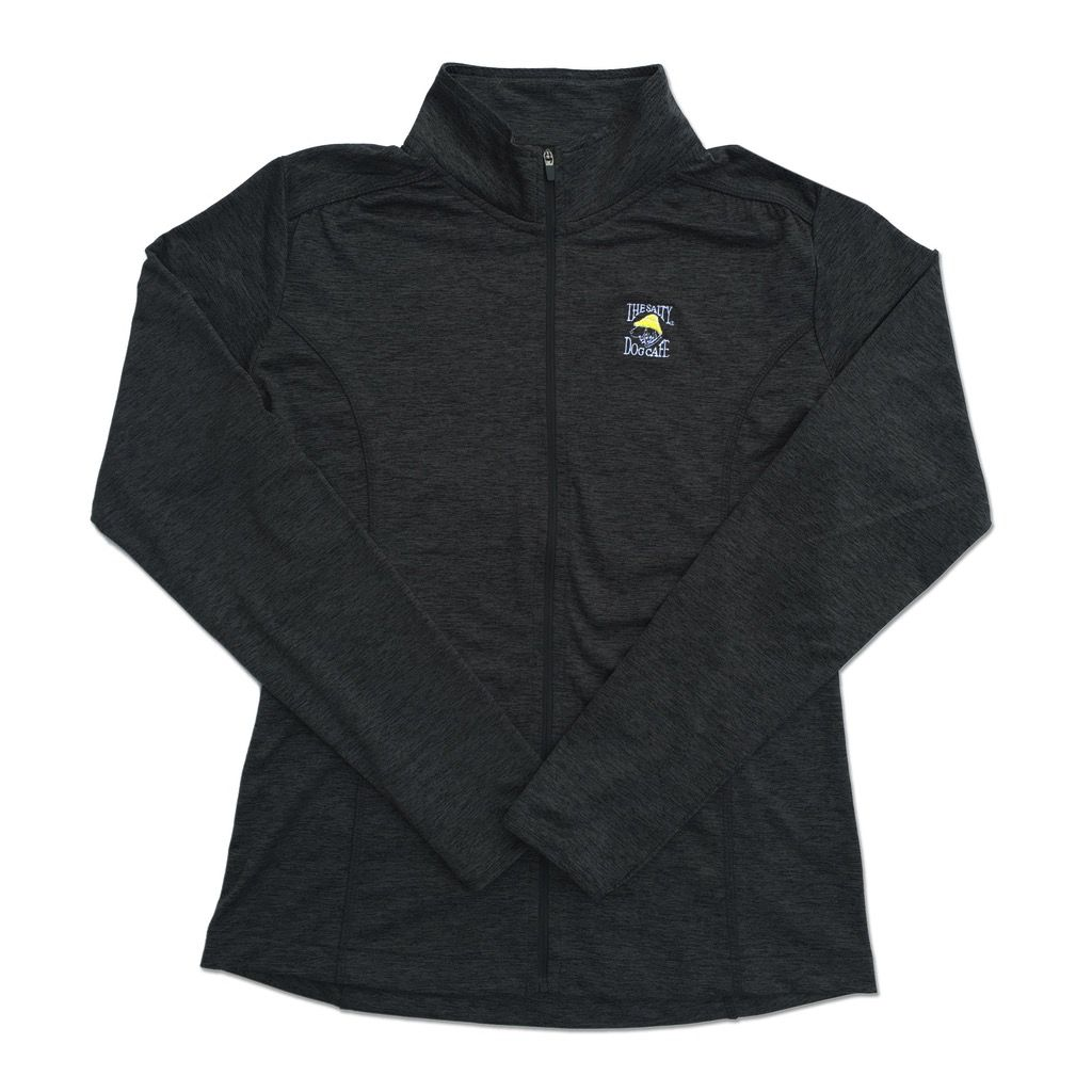 Ouray Women's Full-Zip Jacket in Charcoal