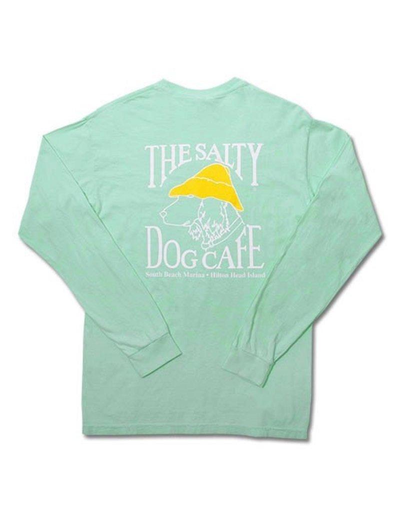 Apparel Comfort Colors® Long Sleeve in Island Reef