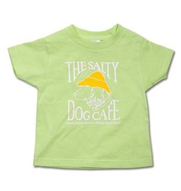Infant / Toddler Toddler Short Sleeve Tee in Lime