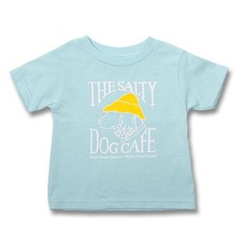 Infant / Toddler Toddler Short Sleeve Tee in Chill