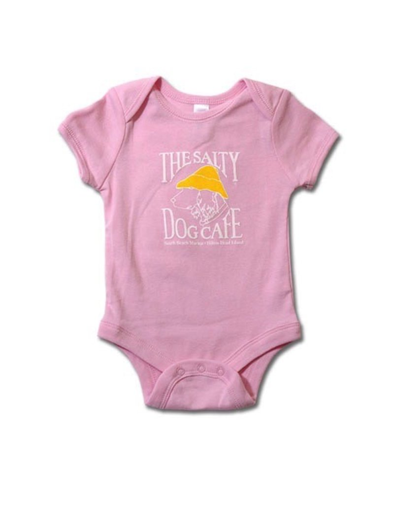 Infant / Toddler Infant Romper in Light Pink