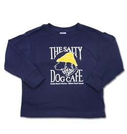 Infant / Toddler Toddler long Sleeve Tee in Navy