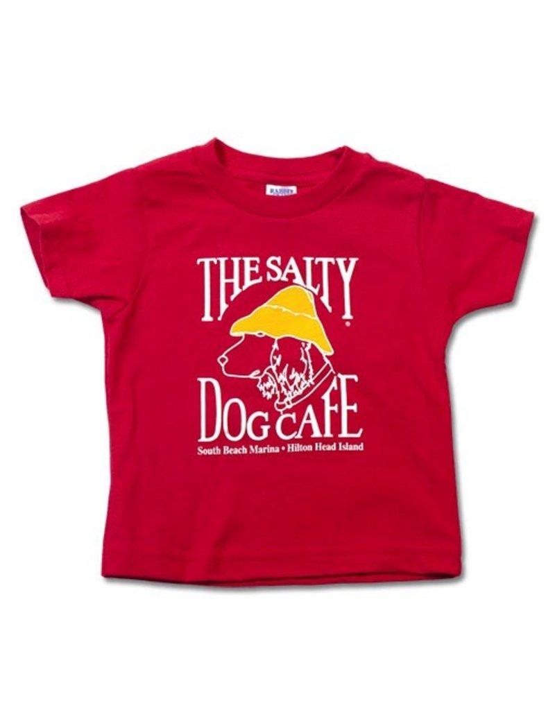 Infant / Toddler Toddler Short Sleeve Tee in Red