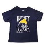 Infant / Toddler Toddler Short Sleeve Tee in Navy