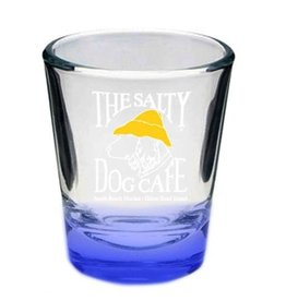 Salty Dog Shotglass - Two Tone