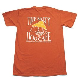 T-Shirt Comfort Colors Short Sleeve in Orange