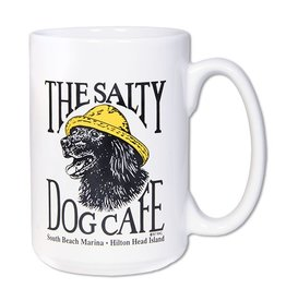 Salty Dog Coffee Mug Vintage Jake
