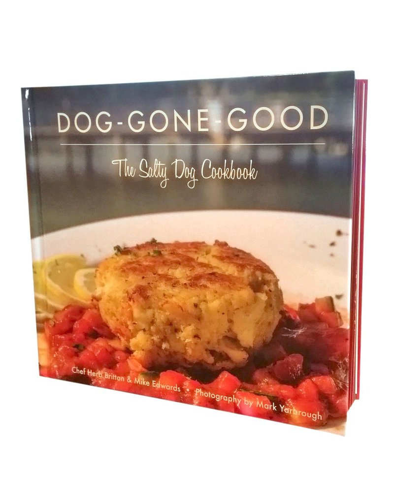 Dog-Gone-Good, The Cookbook