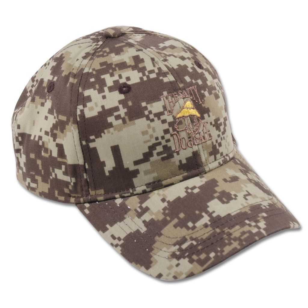 Salty Dog Digital Camo Hat