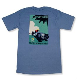 Specialty Prints Racer Dog Short Sleeve Tee