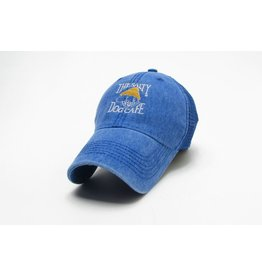 Legacy Dashboard Trucker Hat in Royal