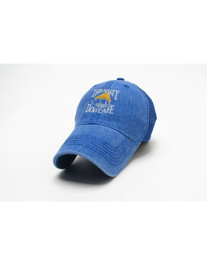 Hat Dashboard Trucker Hat in Royal