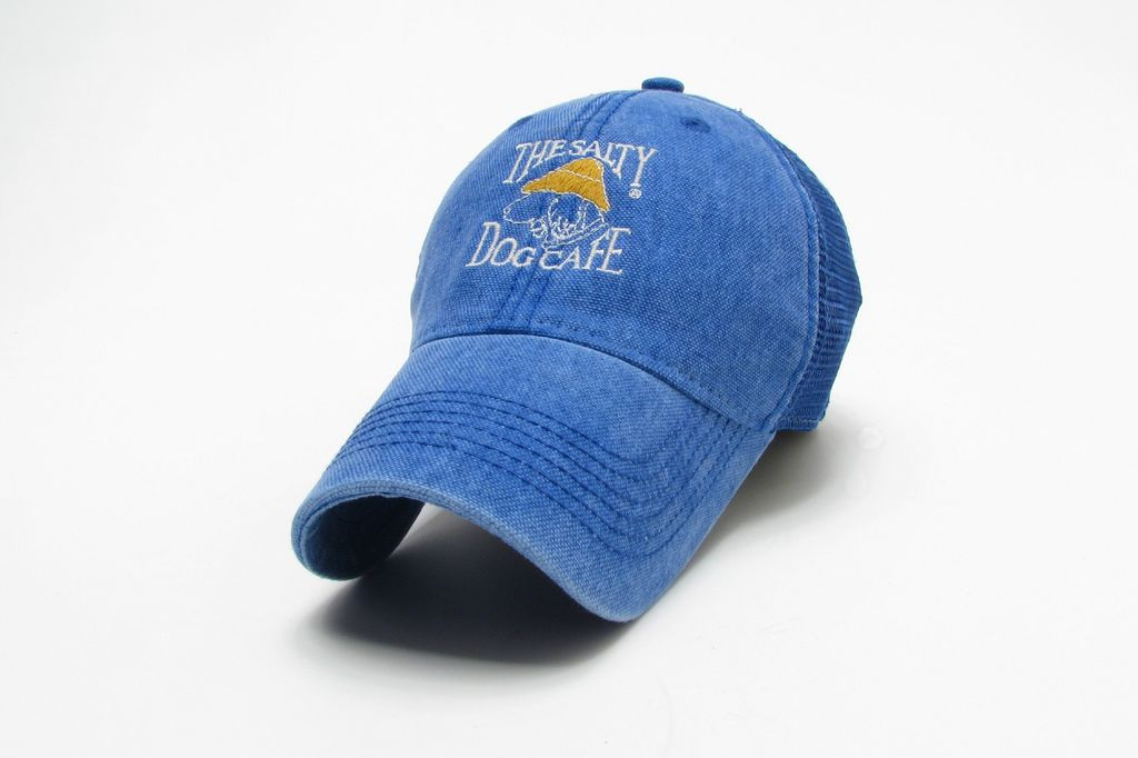 Legacy Dashboard Trucker Hat in Royal