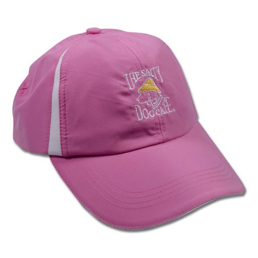 AHead Women's Micro Hat in White/Hot Pink